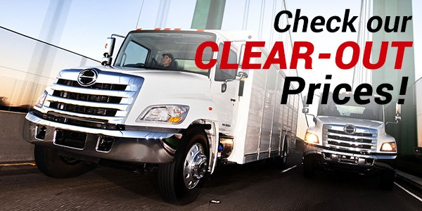 Check Out Clear-Out Prices