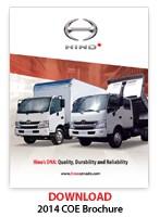 2014 COE Brochure