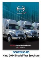 Hino 2014 Model Brochure