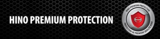 Hino premium protection plan