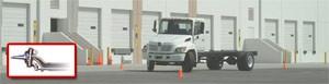 Hino trucks MANEUVERABILITY